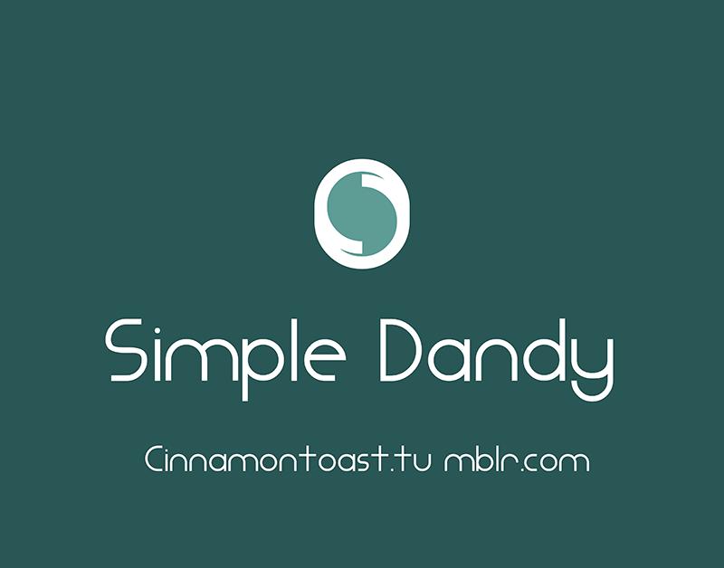 Simple Dandy