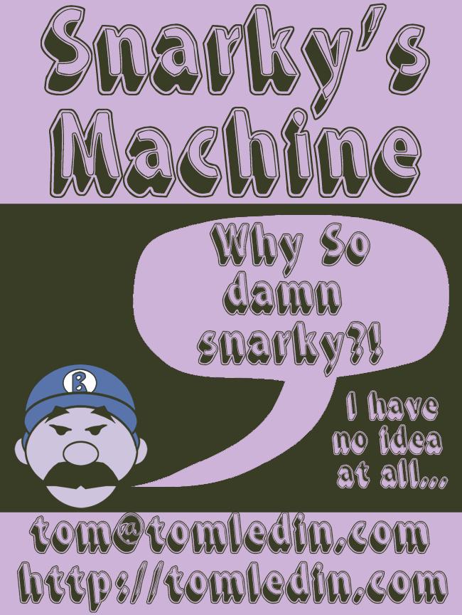 Snarky's Machine