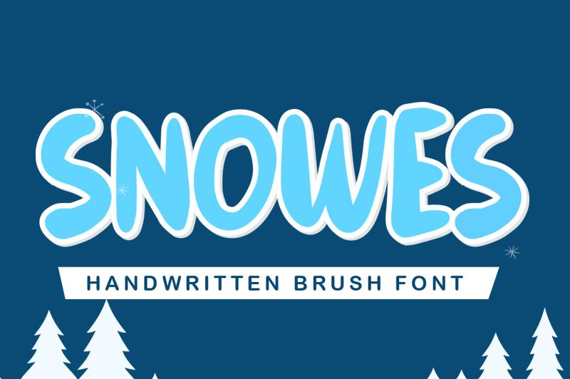Snowes