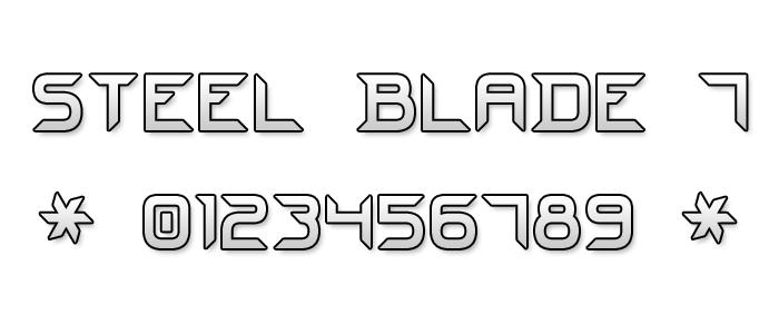 Steel Blade 7