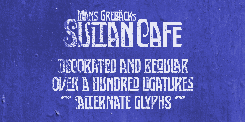 Sultan Cafe