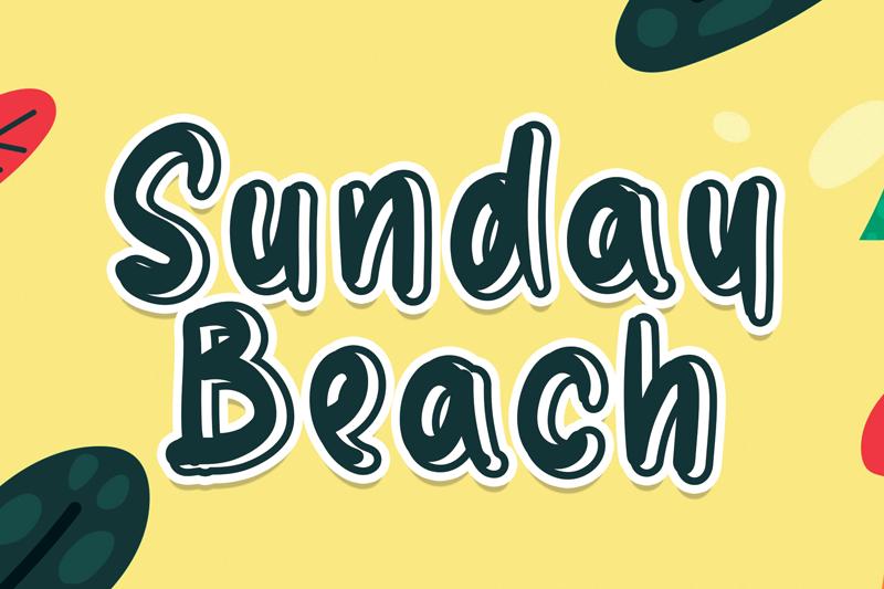 Sunday Beach