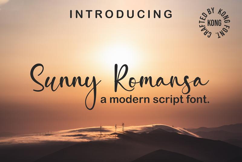 Sunny Rommansa
