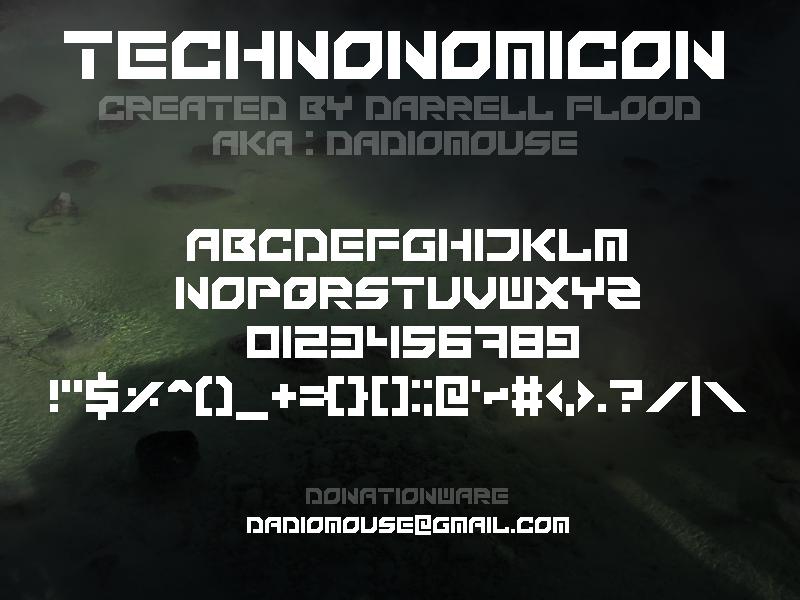 Technonomicon