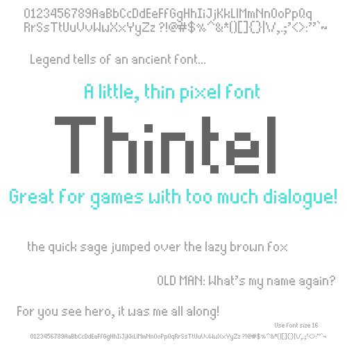 Thintel