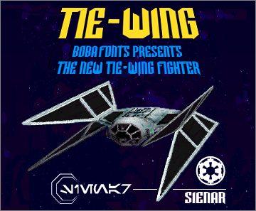 Tie Wing