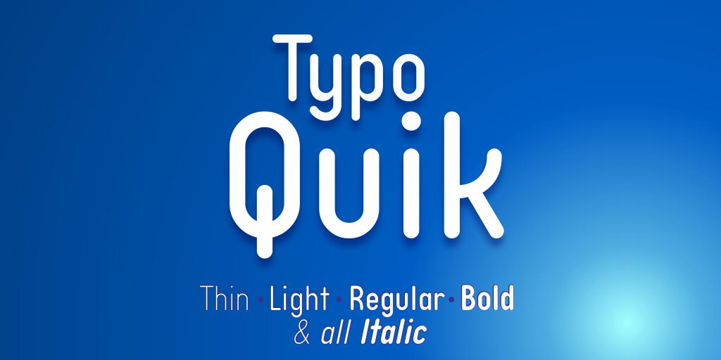 Typo Quik