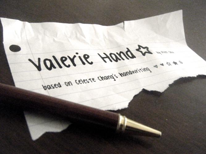 Valerie Hand