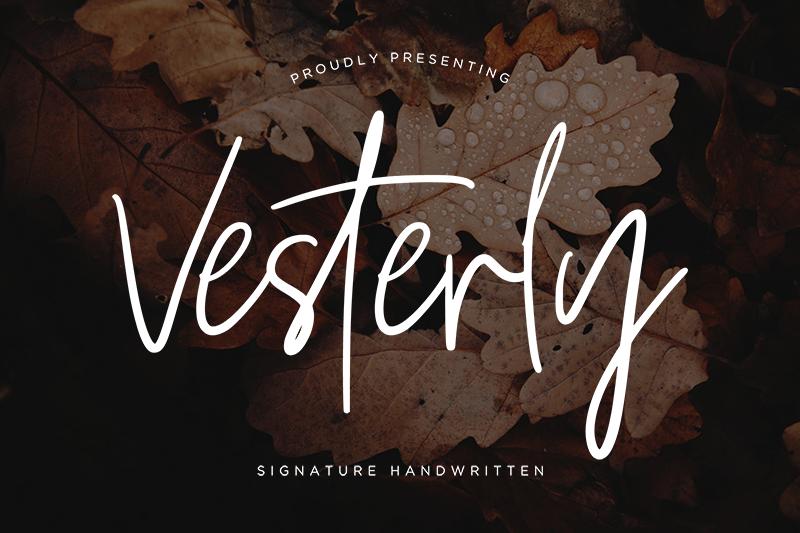 Vesterly