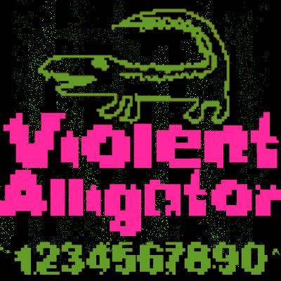 Violent Alligator
