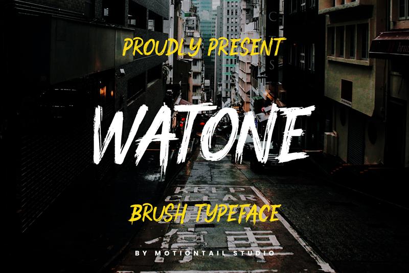Watone