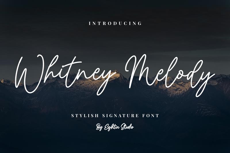 Whitney Melody