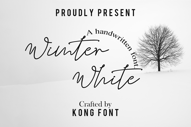 Wimter White
