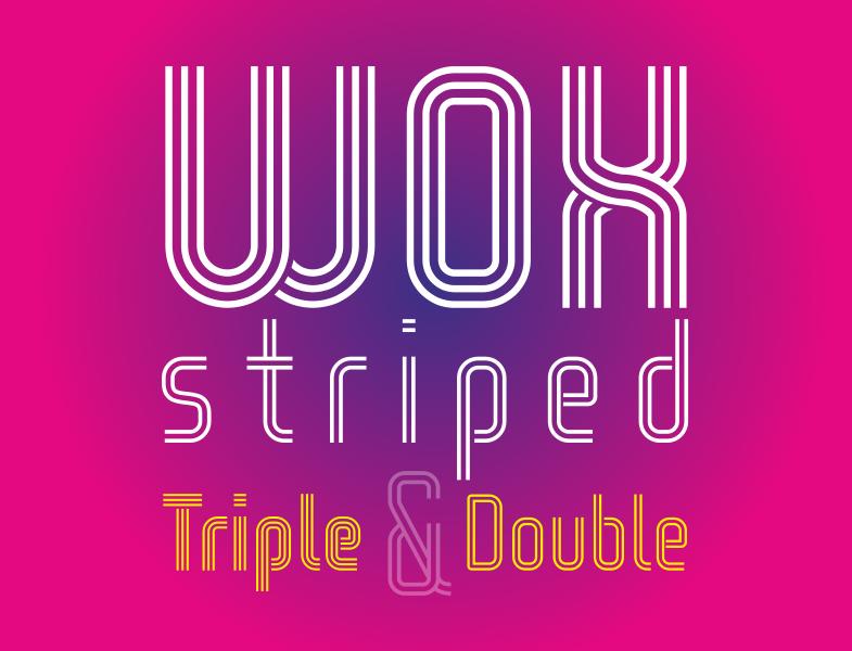 Wox Striped