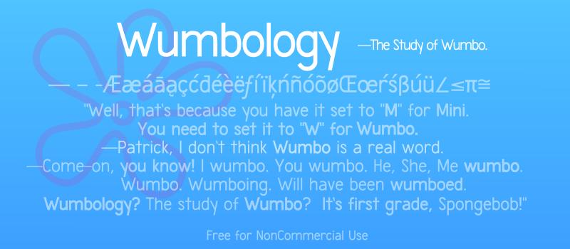 Wumbology