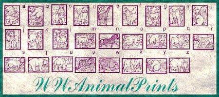WW Animal Prints