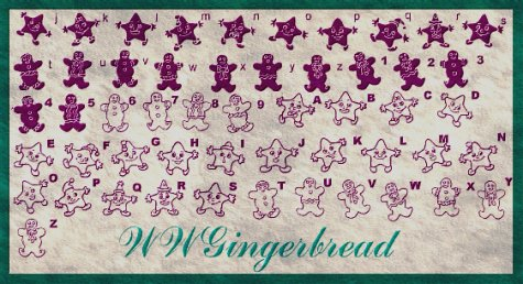 WW Gingerbread