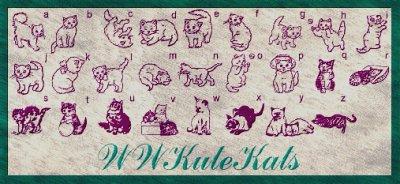 WW KuteKats