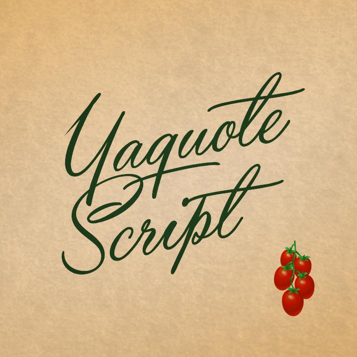 Yaquote Script